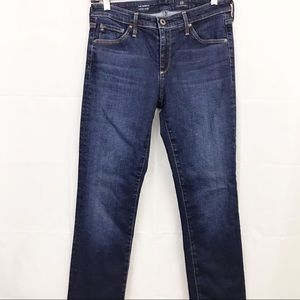 AG Jeans The Harper Essential Straight Stretch